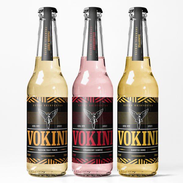 Vokini Fruity AF Pack