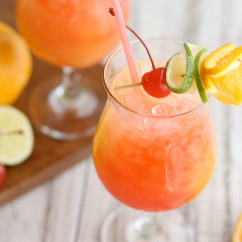 Vokini Passion Fruit Hurracaine Cocktail