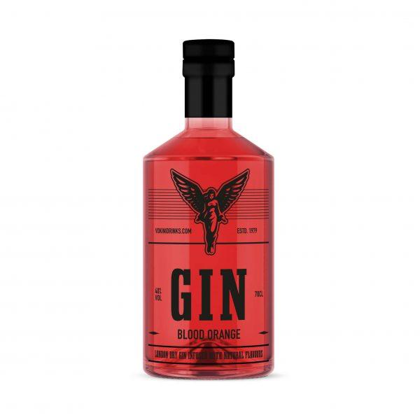 blood orange gin vokini