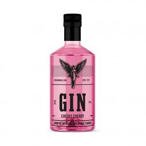 cheeky cherry vokini gin