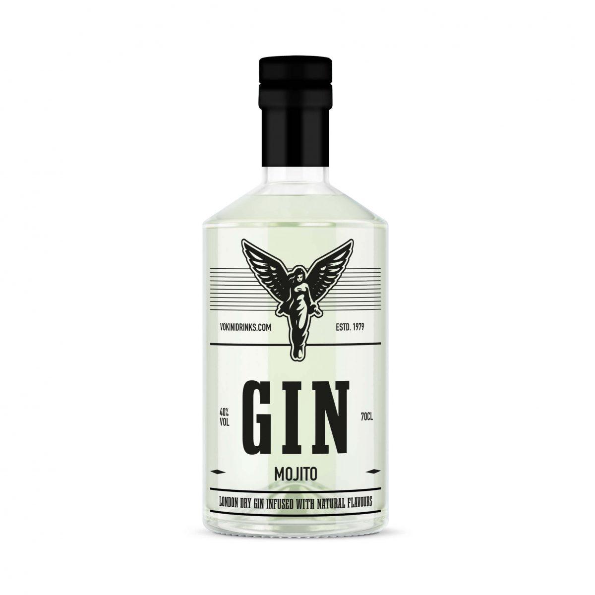 Mojito vokini gin